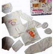 Комплект для новорожденных подарочный (Турция) 1222
