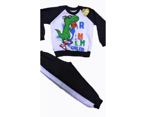 Костюм: джемпер, штаны с лампасами (интерлок) dRB-KS023-ITk