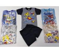 Костюм (футболка + шорты) Izzatillo 1408