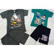 Костюм TIMUR футболка+шорты в ассортименте 722
