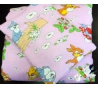 Одеяло + подушка на синтепоне 120Х120 ОД-002