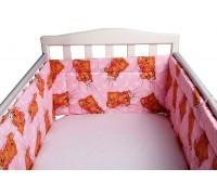 Противоударник в кровать 4 стороны ПДП-002