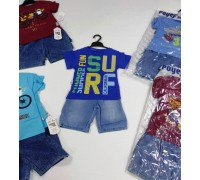 Костюм (футболка + шорты) POYEF 00540