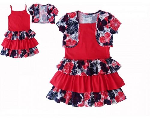 Платье дет.